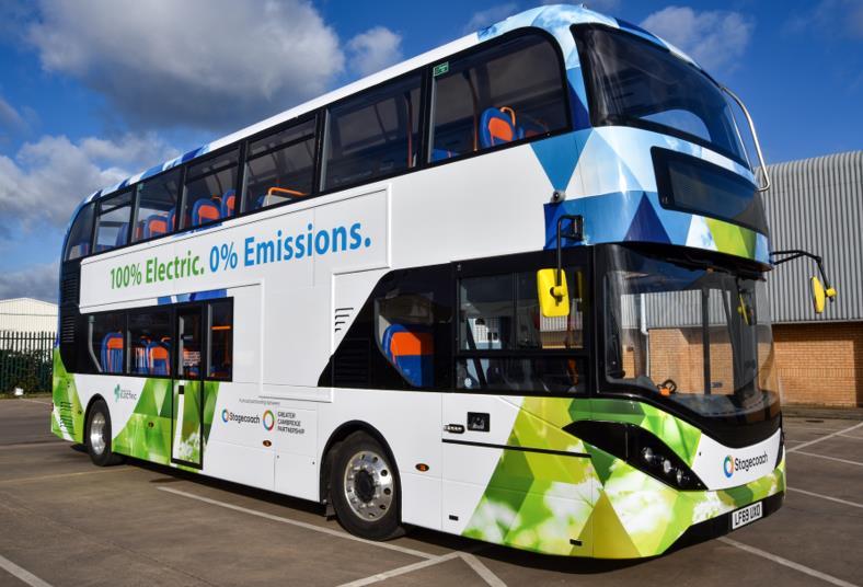 """强强联合获新单 比亚迪绿色交通方案为英国建设""""净零""""城市增添动力"""
