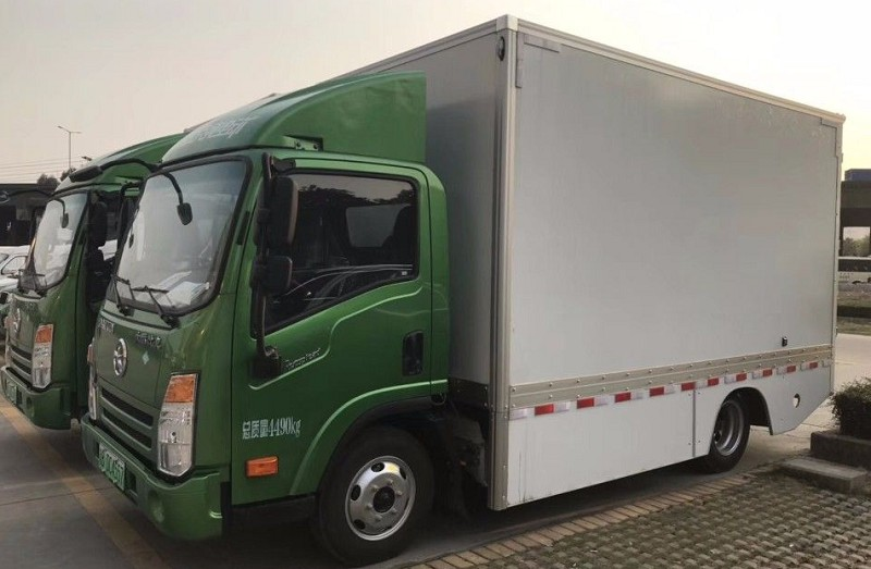 新能源货车不受限 天津市将继续实施载货汽车限行管理措施