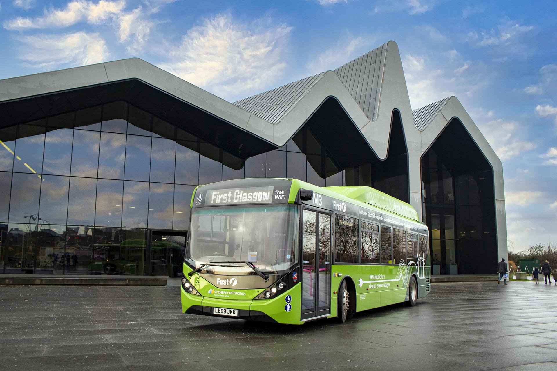 126台!苏格兰最大纯电动巴士订单花落比亚迪
