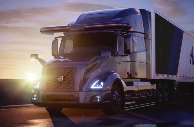 沃尔沃与初创公司Aurora合作开发北美全自动卡车