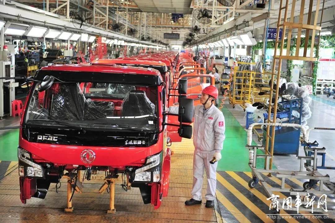 东风轻型车:质赢未来 高品质掀起新浪潮