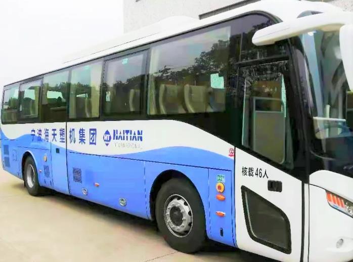 提高员工满意度 银隆公路车驶入宁波服务企业通勤