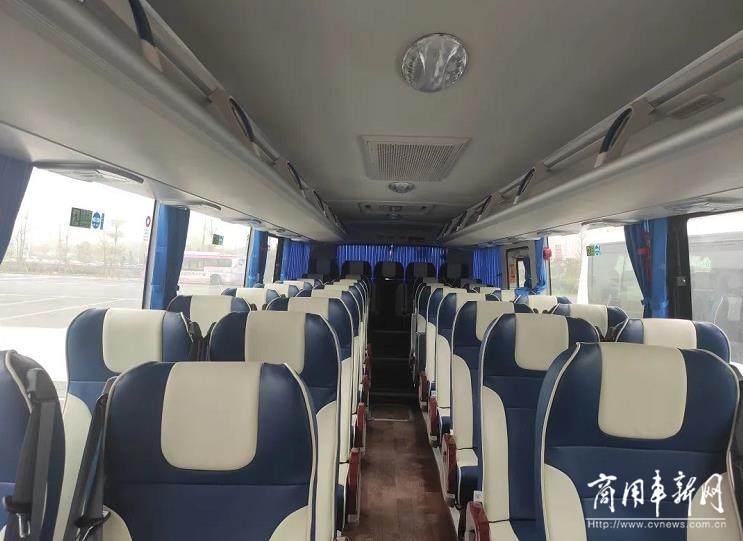 强强联合再创辉煌 福田欧辉BJ6906城间客车成功交付福建泉运集团