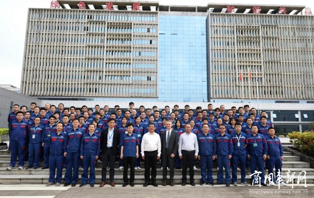 玉柴先行技术研究院正式揭牌成立