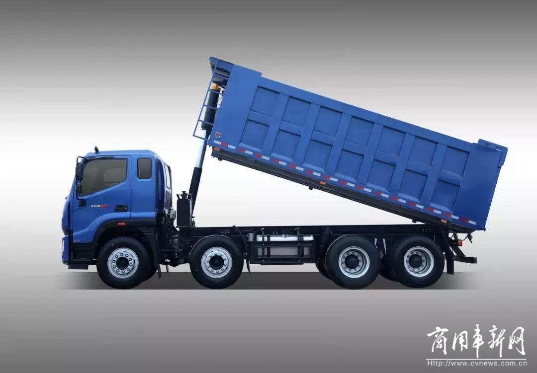 福田瑞沃8×4国六工程车用真材实料,给你更多回报!