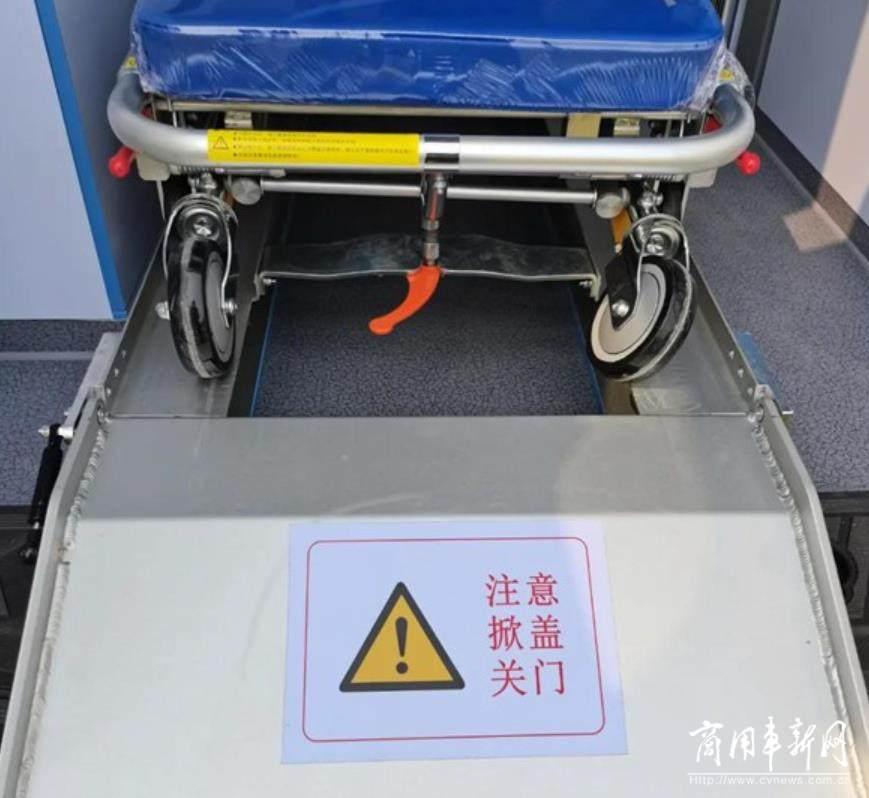 第三批!宇通负压救护车批量交付河北省卫健委