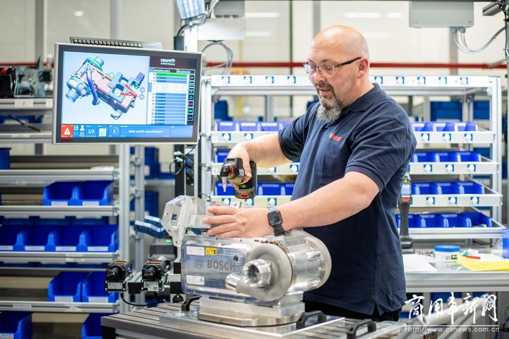 动力总成创新解决方案赢得大宗订单: 博世将为cellcentric提供燃料电池部件