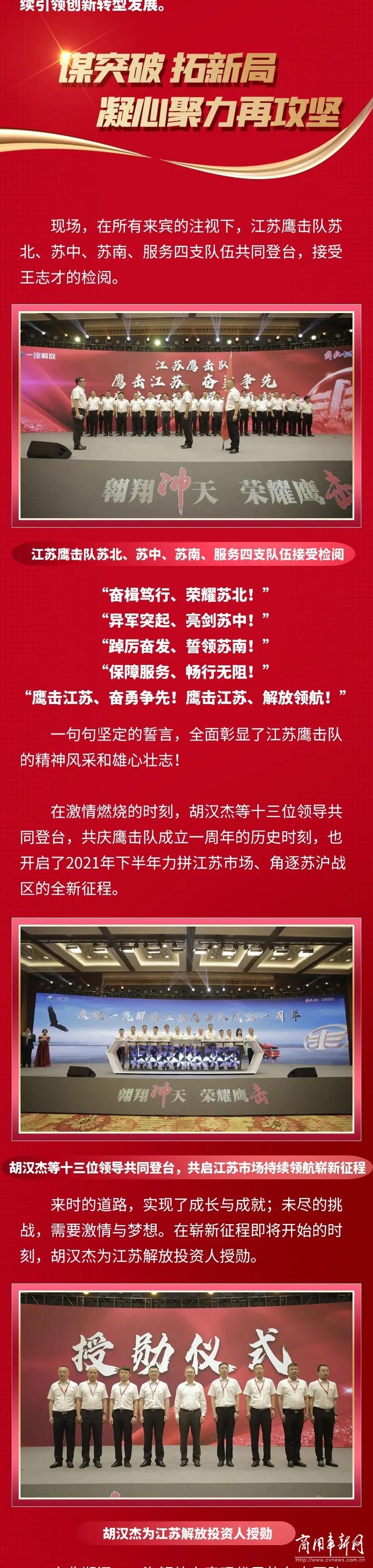 江苏鹰击队半年销量破万,百分百的解放动力芯