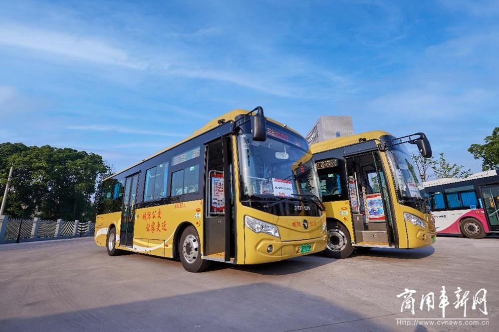 """微宏新型钛酸锂电池助力湖州城际城乡公交""""日超长里程运营"""""""