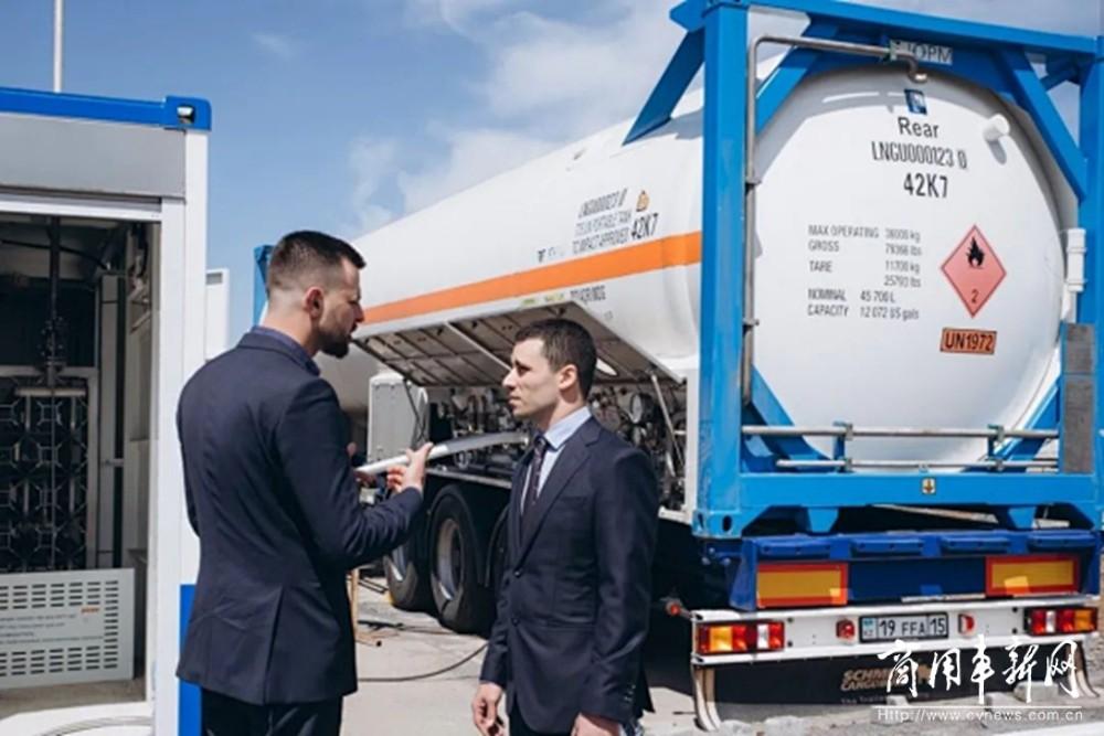 500台上汽动力LNG发动机 助力上汽红岩杰狮C6拓展俄罗斯市场