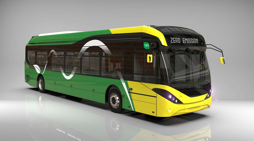 """首次中标""""翡翠之国""""纯电动巴士订单 比亚迪驶入爱尔兰市场"""