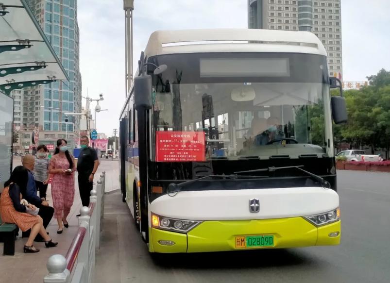 库尔勒市开通环博斯腾湖旅游景区旅游公交专线 亚星客车全线伴游