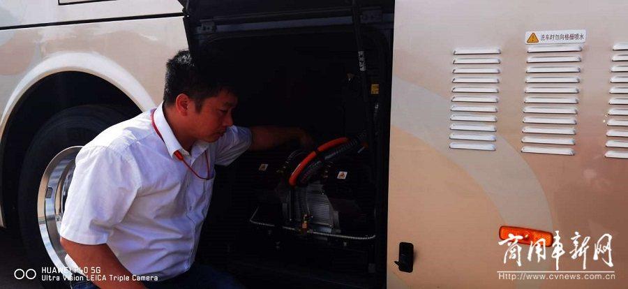 不惧酷暑战高温!苏州金龙五星服务助车辆夏季无忧运营