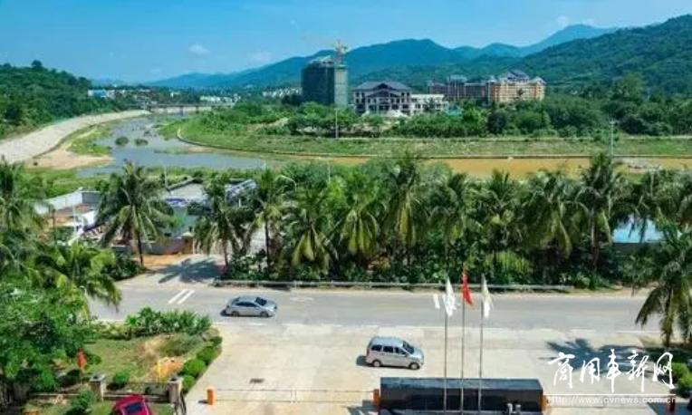 海南:五指山新增一批纯电动公交车