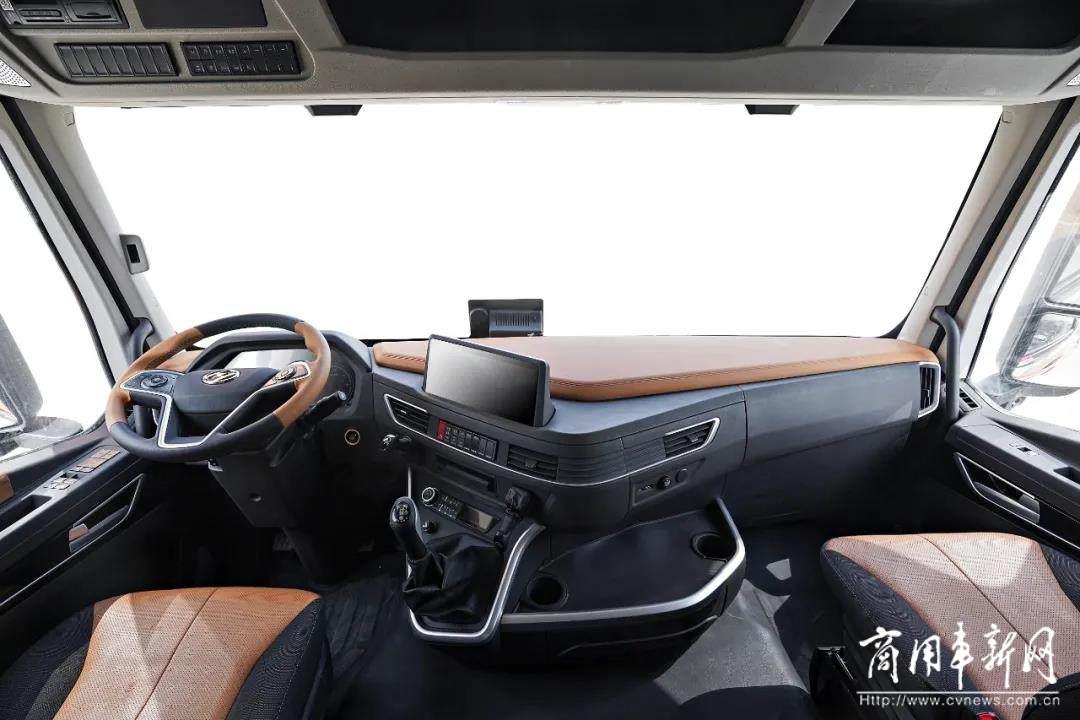 针对长途高速运输市场,上汽红岩国六牵引车究竟如何?