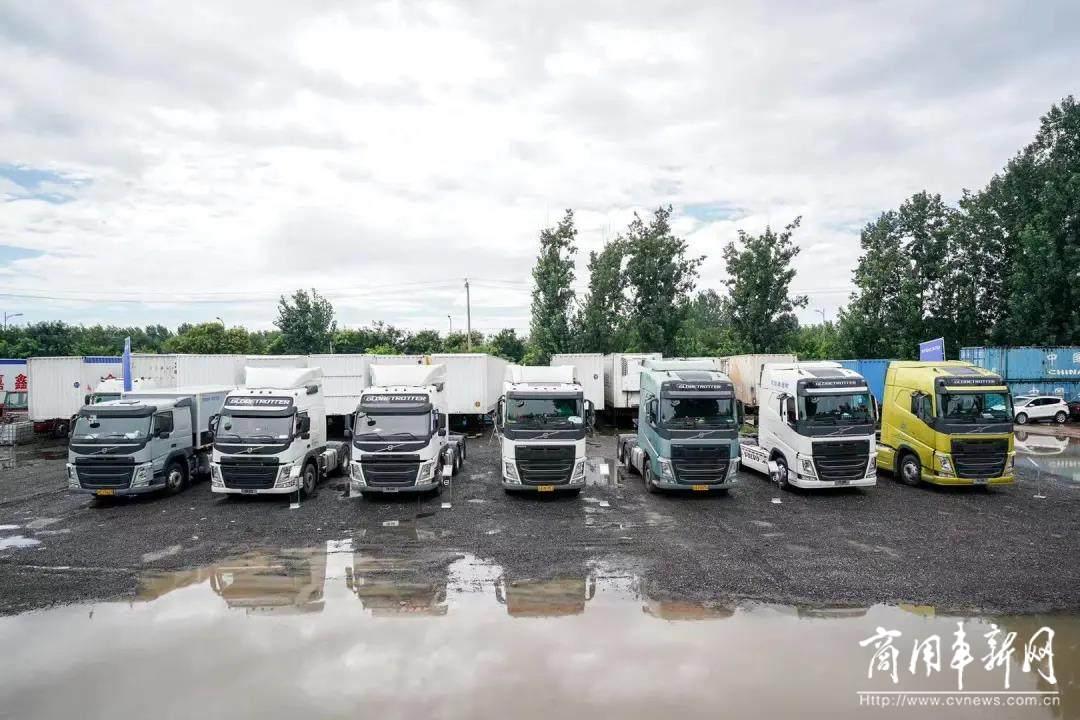 沃尔沃卡车斩获新订单 广太和供应链成功签约购买15台FH460