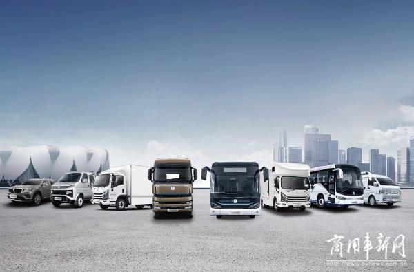 远程汽车上半年销量同比增长626% 新能源轻卡稳居细分市场第一
