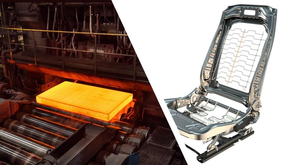 佛吉亚将与无化石钢供应商SSAB合作, 开发超低碳排放座椅骨架
