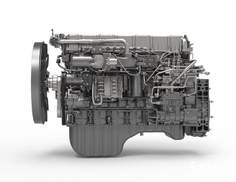 高出勤、高可靠、低油耗 红岩杰狮H6牵引车多种动力选择助力长途干线运输