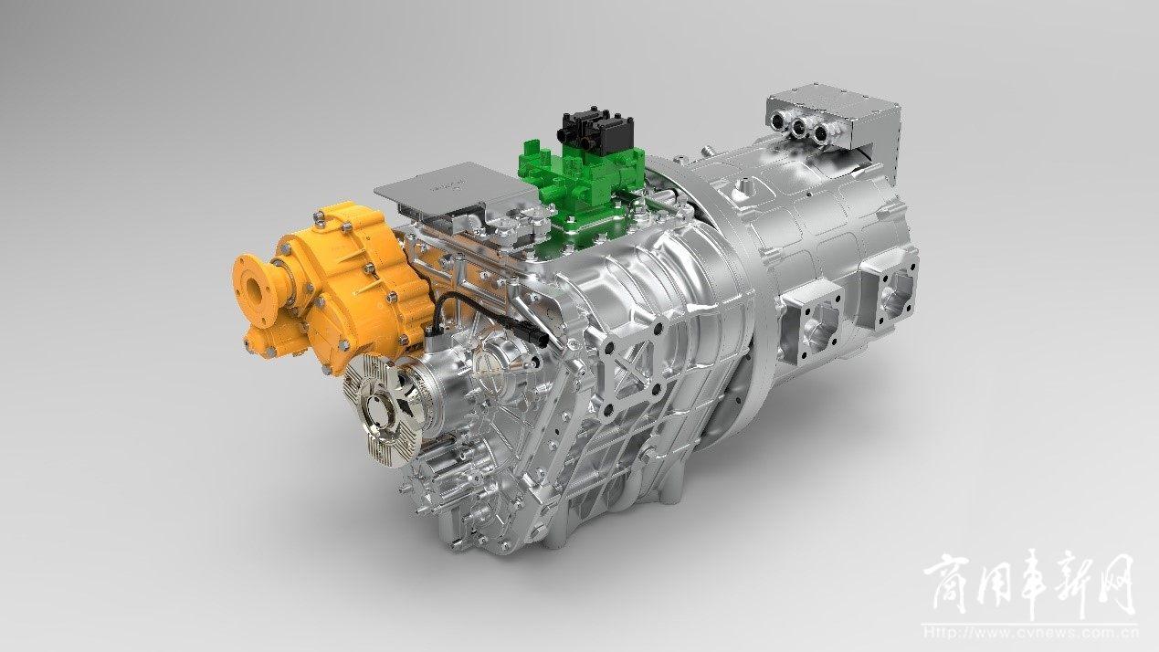 绿色传动 低碳出行 法士特新能源产品引领商用车升级换代新潮流