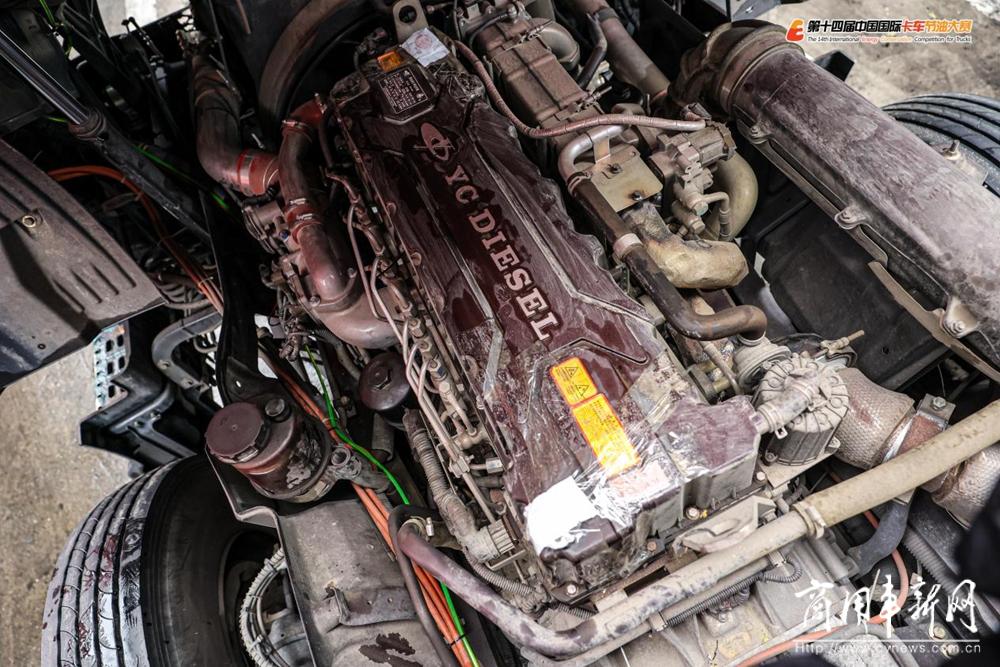 跟车实录|3天1500公里横跨秦岭山脉!玉柴K11国六发动机如何演绎极限挑战?