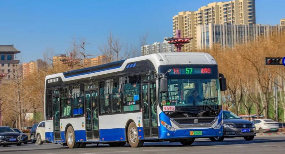 冷空气来袭 减少候车时间 太原公交发布乘车温馨提示