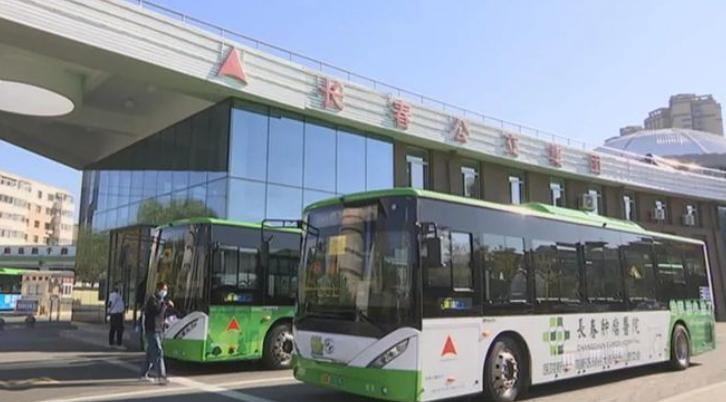 长春公交集团更换智能票箱,全市共2320台公交车辆已更换